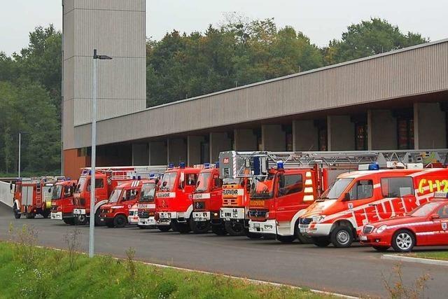 Die Feuerwehr in Weil am Rhein muss schneller werden