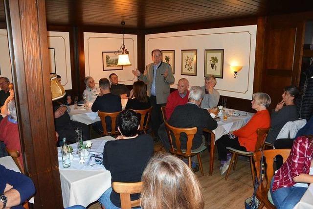 Volker Pilz konzentriert sich auf Nahverkehr, Tourismus, Klimaschutz und Wohnbau