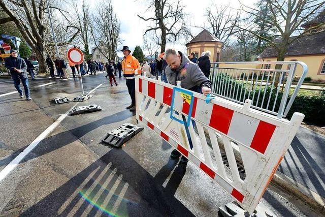 Eschbachbrücke in Freiburg-Ebnet ist fertig – und hat 1,5 Millionen Euro gekostet