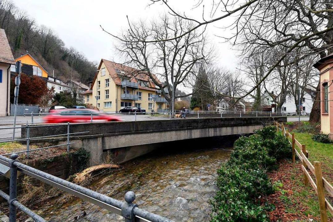 Die alte Brücke wurde ab Mai 2019 abgerissen.  | Foto: Thomas Kunz