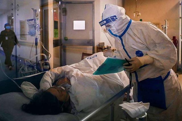 Coronavirus verbreitet sich in Chinas Gefängnissen