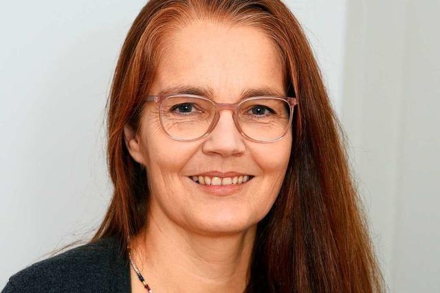Anja Peschel sorgt mit ihrem Übersetzungsbüro dafür, dass Menschen sich verstehen