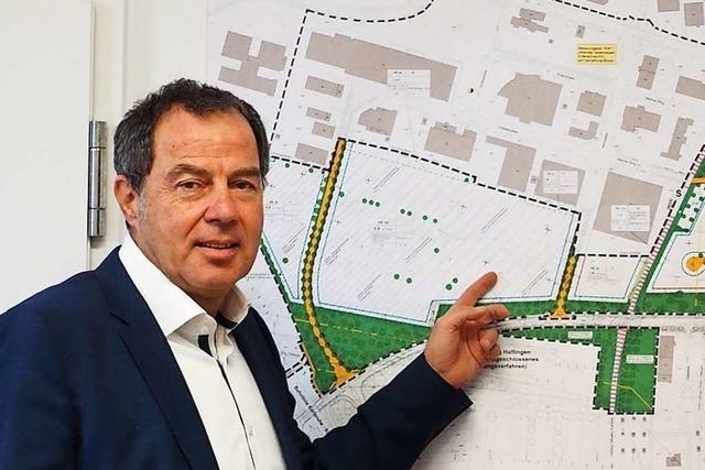 Amtsinhaber Schneucker kandidiert erneut bei der Bürgermeisterwahl in Binzen