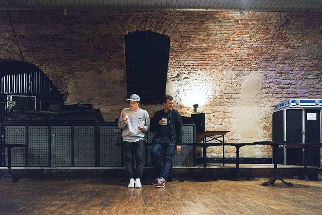 DJ Namean & Funk Messiah  | Foto: Promo