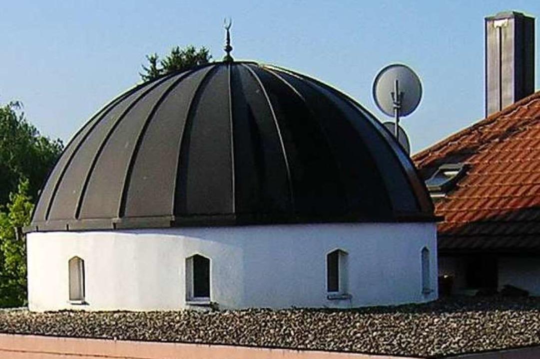Die Emmendinger Moschee in der Schwarzwaldstraße (Archivfoto).    Foto: Gerhard Walser