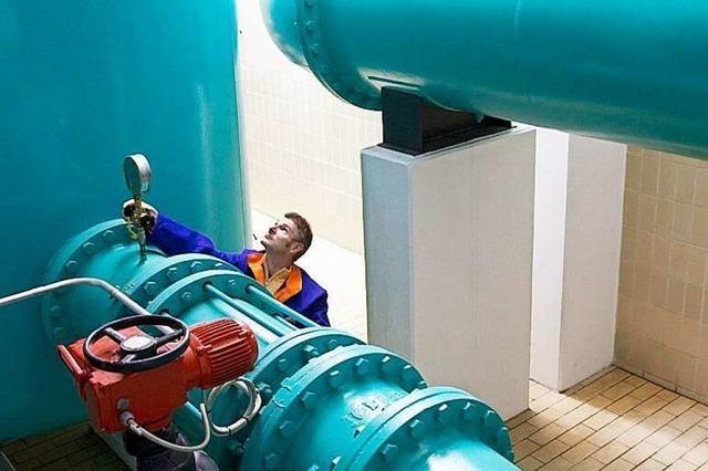 Breisach bekommt besseres Trinkwasser aus Hausen