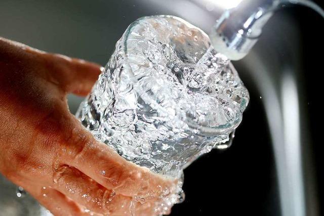 Teilweise noch Chlor im Wasser
