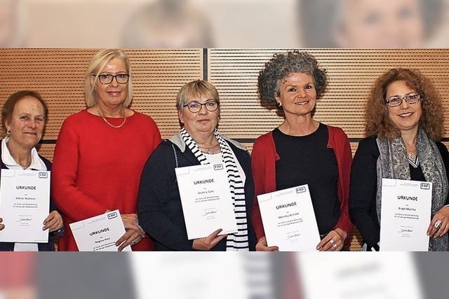 Josef Klein ist nun Ehrenvorsitzender des VBE-Schulkreises