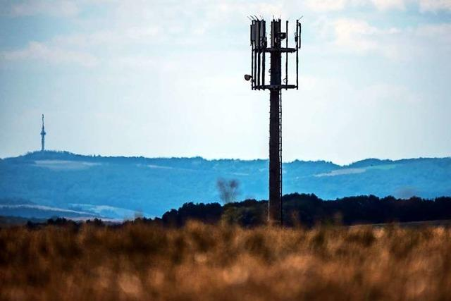 Die Telekom plant einen Funkmasten im Kleinen Wiesental an der falschen Stelle