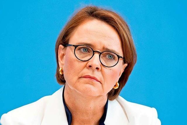 Integrationsministerin: