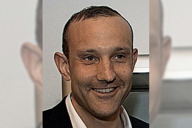Christoph Zachow wird Bürgermeister