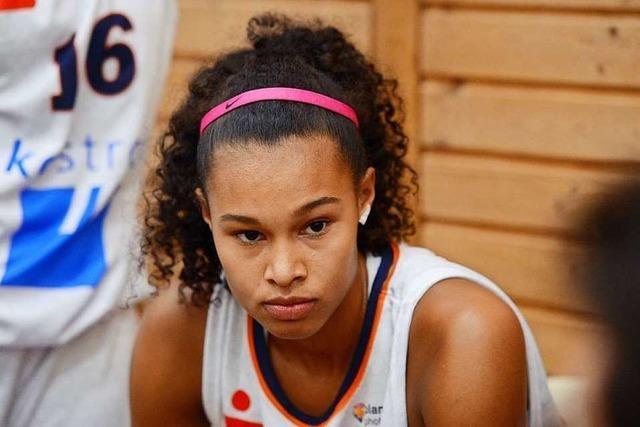 Satou Sabally, einst Spielerin des USC Freiburg, wechselt in die WNBA