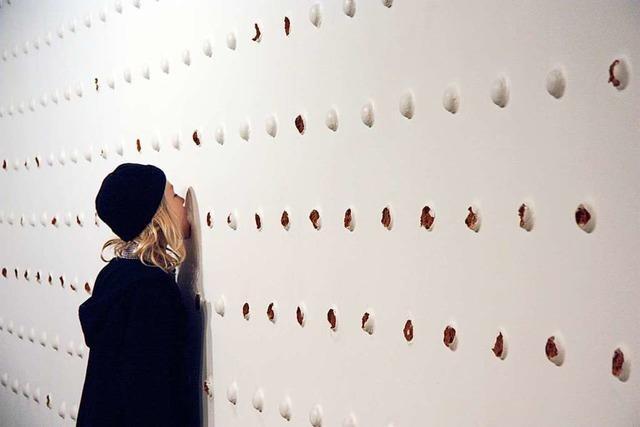 Kunst zum Reinbeißen im Tinguely Museum in Basel