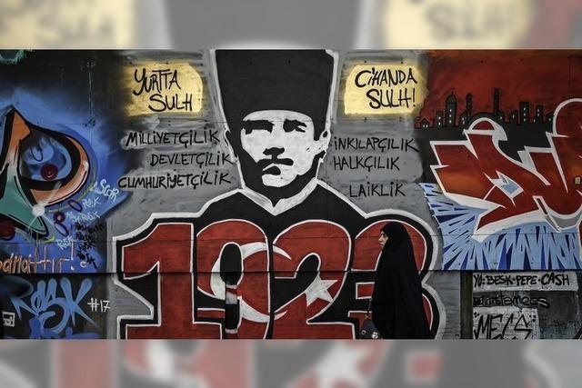 Griff nach Atatürks Bank