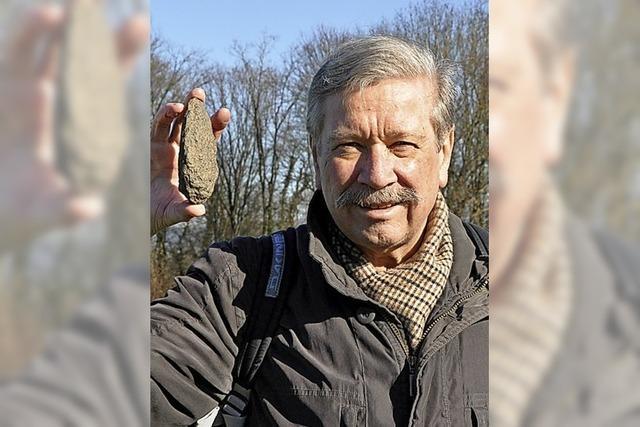 BEIM SPAZIERGANG...: Ausflug in die Steinzeit