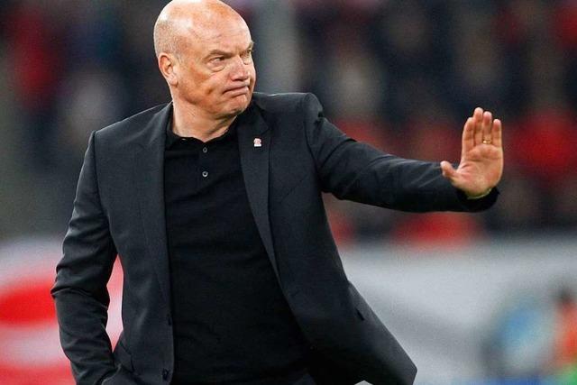 Fortuna Düsseldorf kämpft gegen den Abstieg