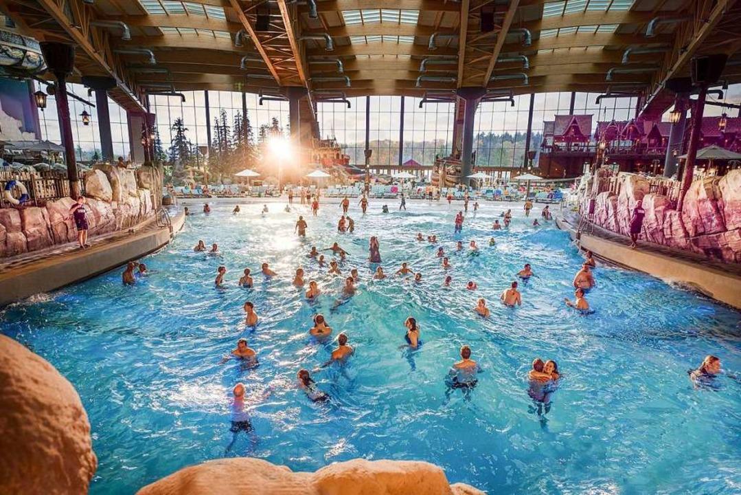 Das Wellenbad in Rulantica   | Foto: Europa-Park