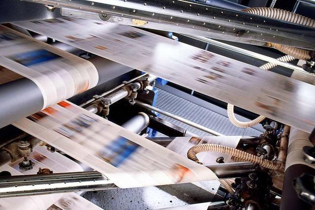 Erleben Sie das Druckzentrum der Badischen Zeitung und das BZ-Museum in Freiburg!