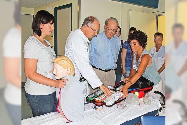 Förderverein wünscht sich Reha-Pflegestation, Kurzzeitpflege und Hospiz