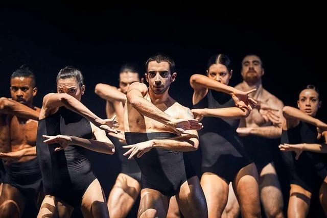 Basler Ballett zeigt Choreografien von Sharon Eyral und Bryan Arias