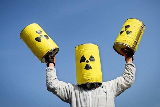Atomkraftwerk-Abschaltung in Fessenheim: