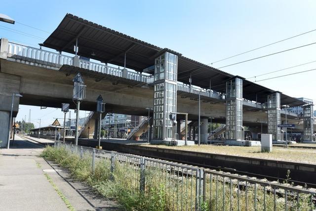 Unglücksfall am Hauptbahnhof: Bismarckallee zeitweise gesperrt