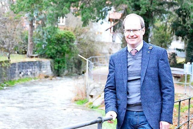 Sein Nachfolger brauche Beharrlichkeit und Offenheit, sagt Christian Renkert