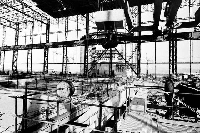 Fotos: Fessenheim – Geschichte des umstrittenen Kernkraftwerks am Rhein