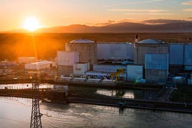 Atomkraftgegner über Fessenheim:
