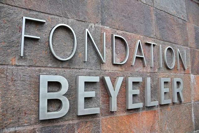 Der Zuschuss für die Fondation Beyeler wird nicht erhöht