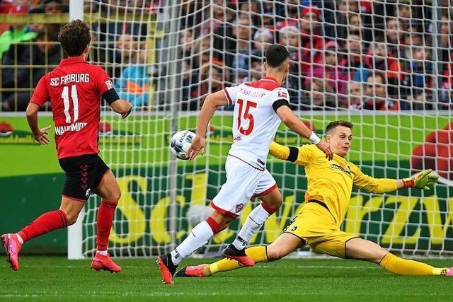 Fotos: SC Freiburg lässt gegen Fortuna Düsseldorf lange viel vermissen