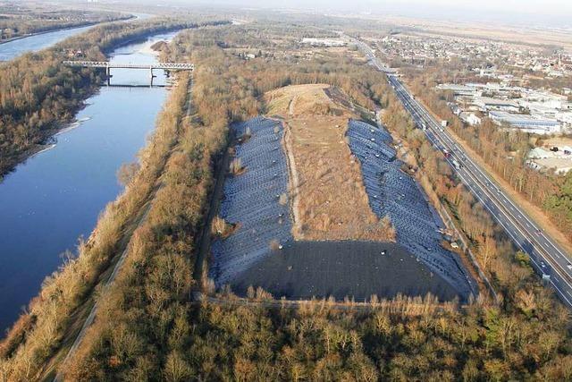 Gemeinderat Neuenburg gibt grünes Licht für Solar-Park auf dem Müllberg