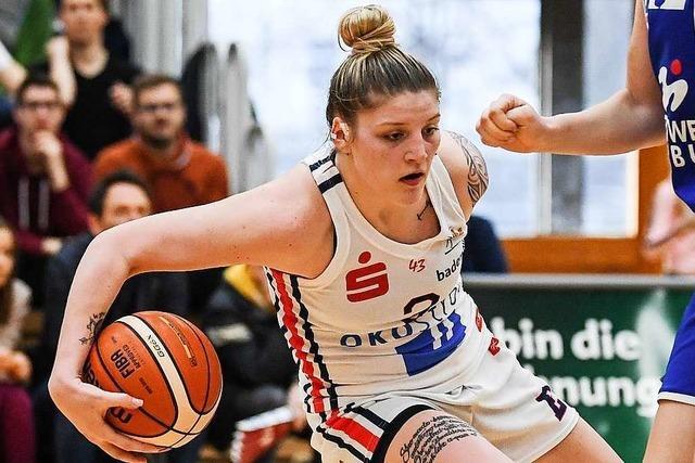 Sechster Sieg in Serie für die Korbjägerinnen des USC Freiburg