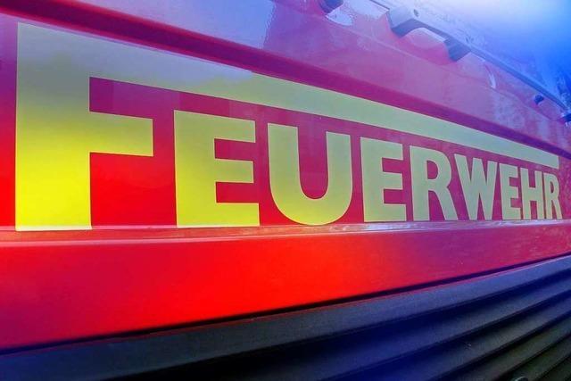 Das neue Vogtsburger Feuerwehrhaus wird am Ortsrand von Oberrotweil gebaut