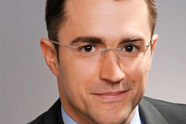 Josip Dvorzak ist neuer Chef der Deutschen Bank in Bad Säckingen
