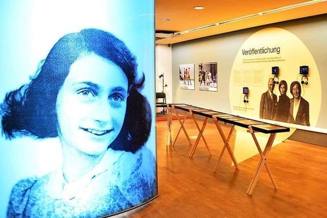 Basel benennt einen Platz im Erlenmattpark nach Anne Frank