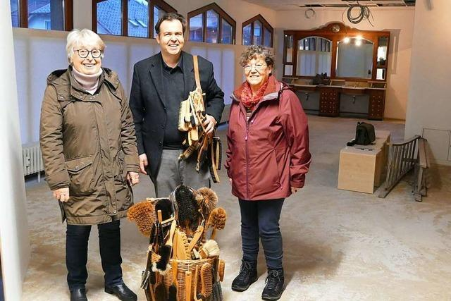 Das Bürstenmuseum in Todtnau soll im September eröffnet werden