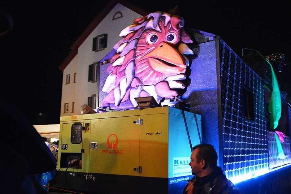 Nachtumzug 2020 in Maulburg. (Foto: Edgar Steinfelder)