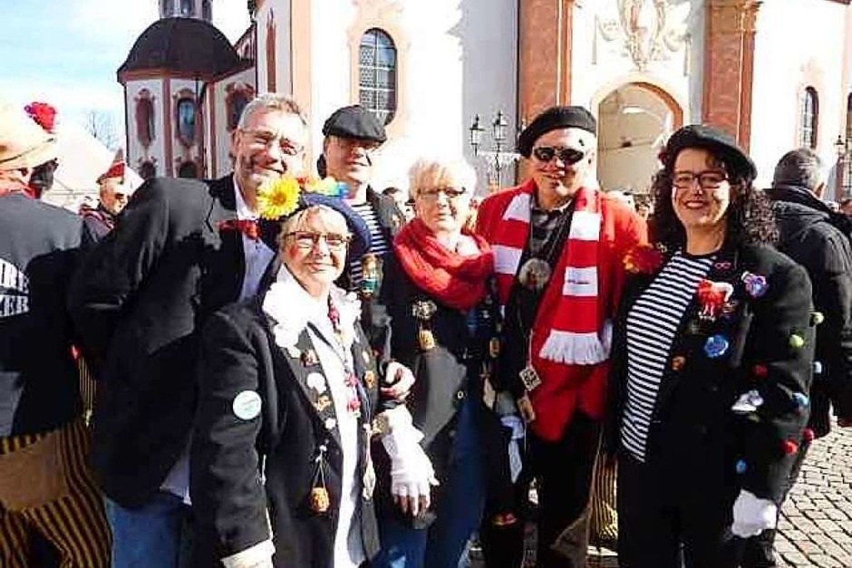 Impressionen vom Narresamschtig in Bad Säckingen. (Foto: Bernadette Andre)
