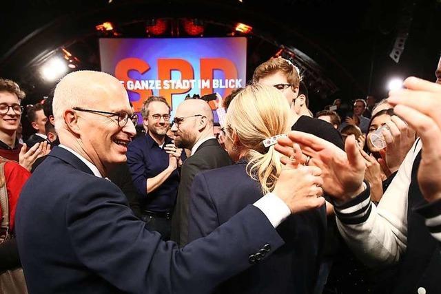 SPD und Grüne gewinnen Bürgerschaftswahl in Hamburg