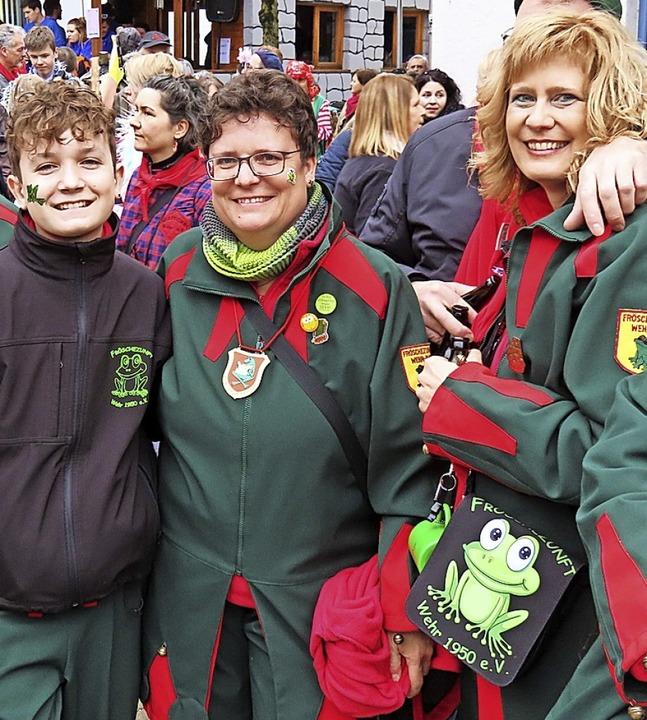 Die Frösche feiern 2020 ihr  Jubiläum.  | Foto: Gerd Leutenecker