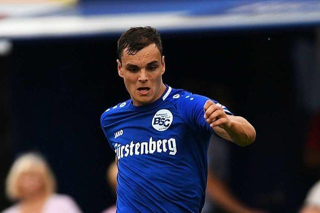 Bahlinger SC zeigt sich in Offenbach nach Rückstand beeindruckt