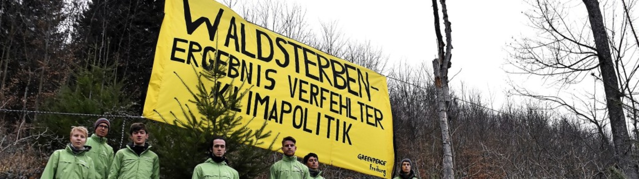 | Foto: Greenpeace Freiburg