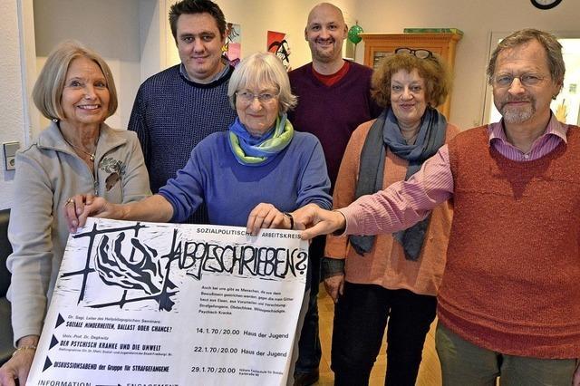 Vor 50 Jahren wurde die Freiburger Hilfsgemeinschaft gegründet
