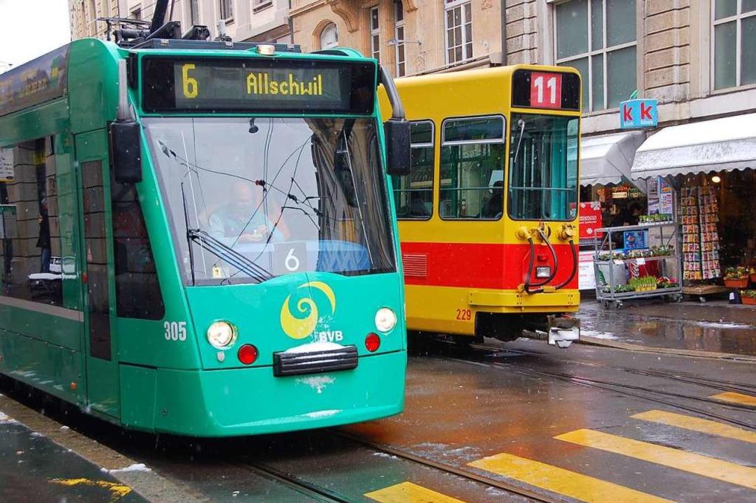 Der öffentliche Nahverkehr in der Region Basel soll  optimiert werden.    Foto: Daniel Gramespacher
