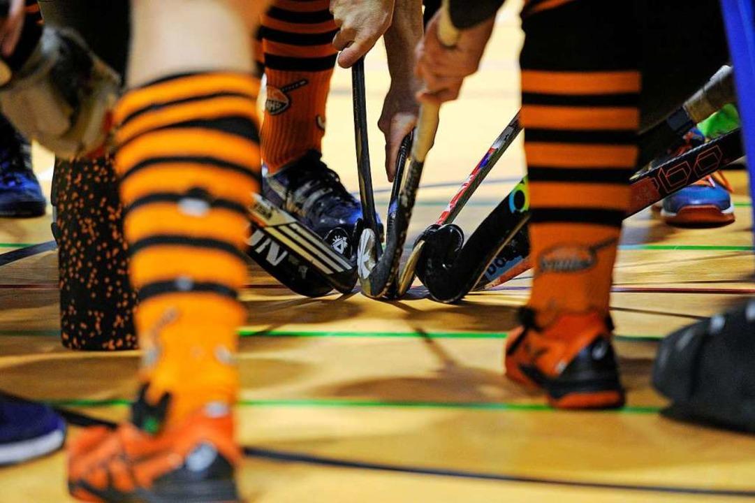 Das Lahrer Hockeyteam steigt in die 2. Verbandsliga ab.    Foto: Pressebüro Schaller