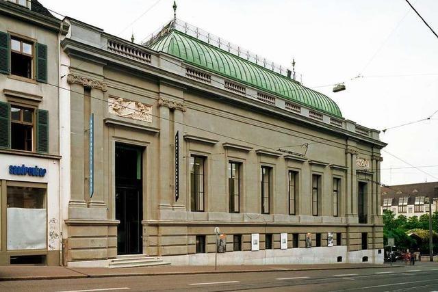 Großer Rat erhöht Zuschüsse für das Jüdische Museum und die Kunsthalle