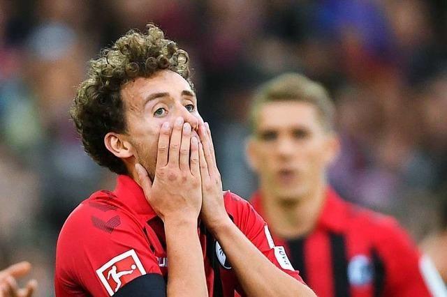 Nach der SC-Niederlage gegen Düsseldorf ist Sensibilität gefragt