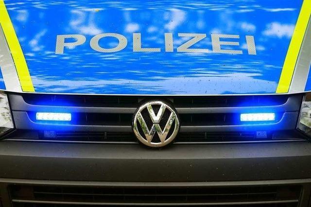 Mann beleidigt Polizeibeamte in Emmendingen
