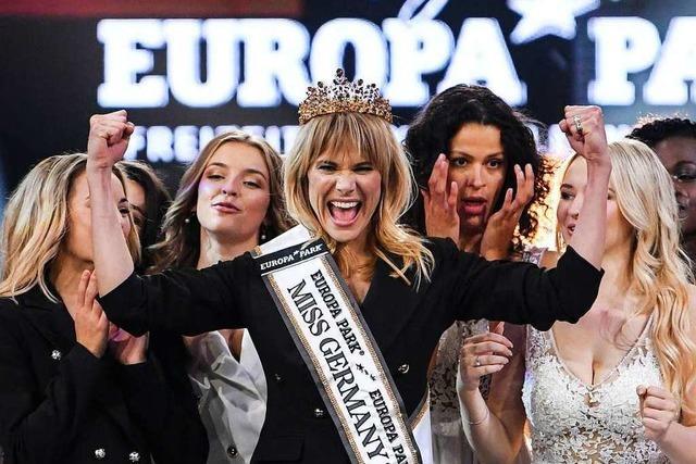 Was ist neu an der Wahl zur Miss Germany?